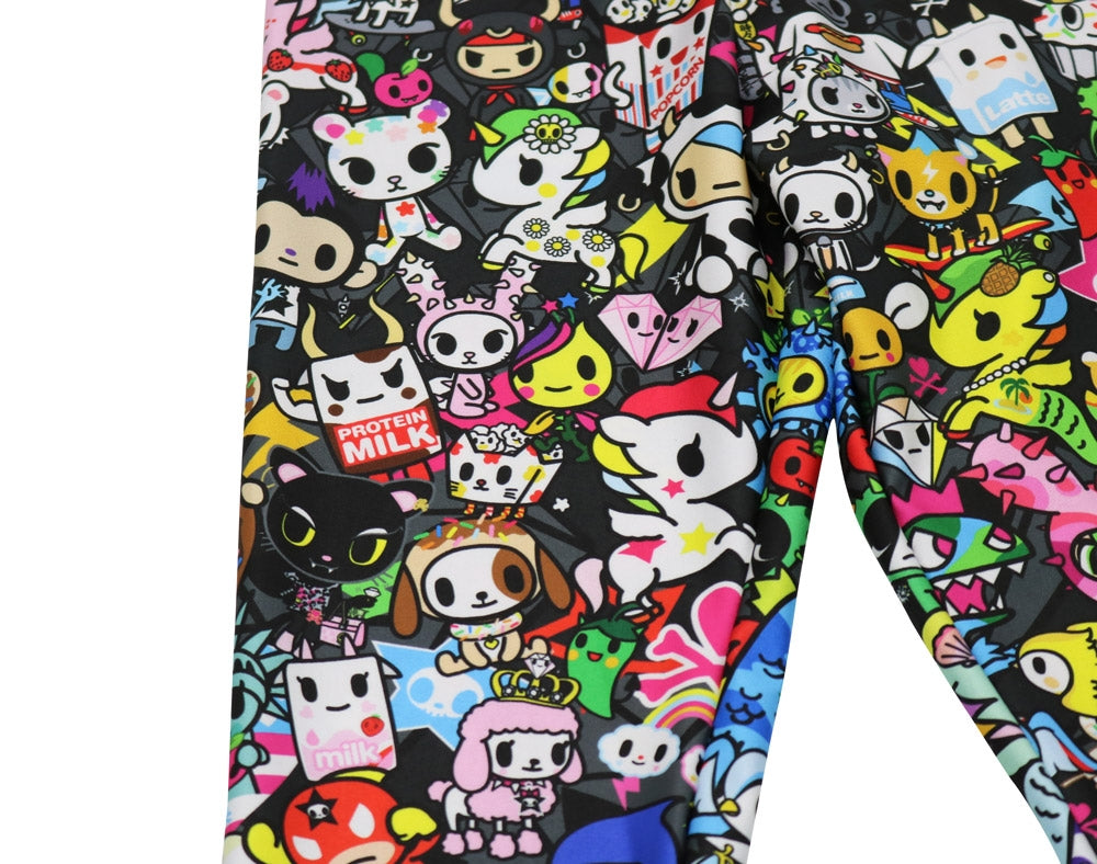 tokidoki All Stars Leggings close-up