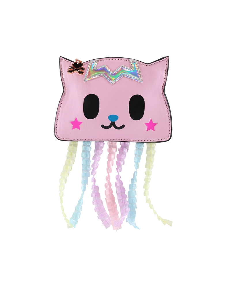 California Dreamin' Jellycat Coin Purse front