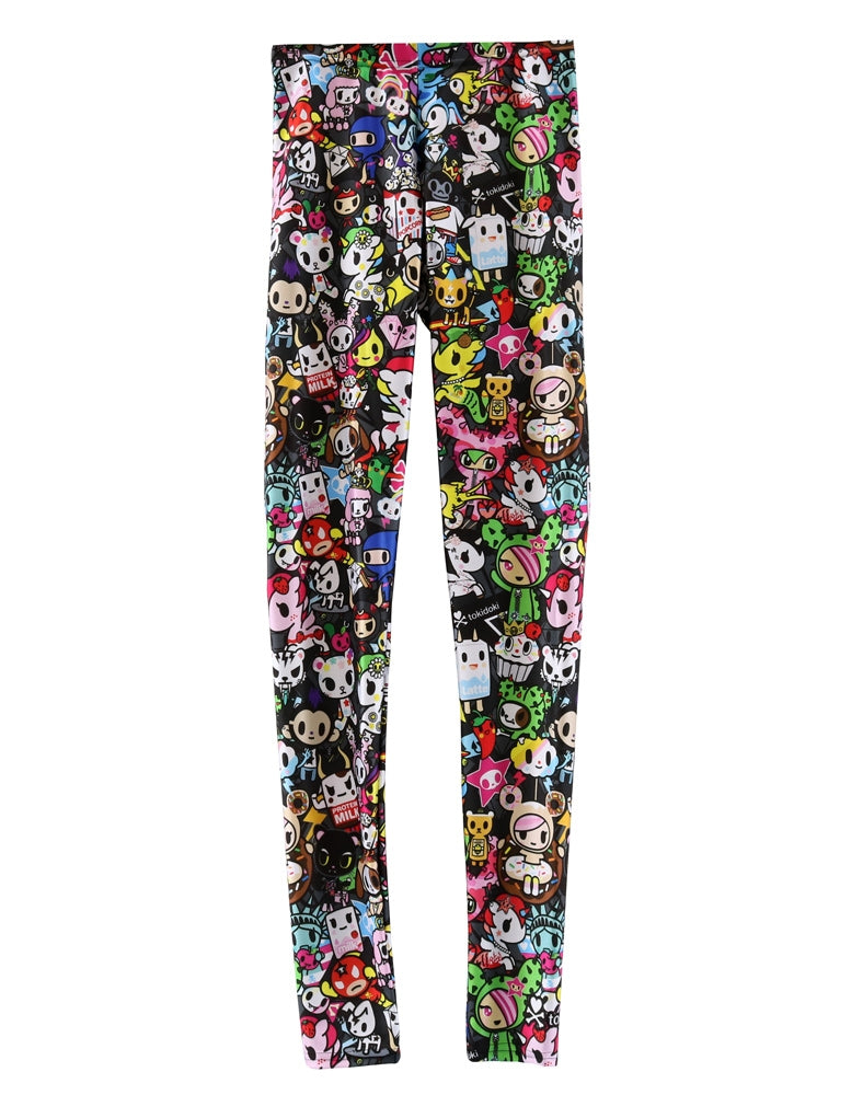 tokidoki All Stars Leggings front
