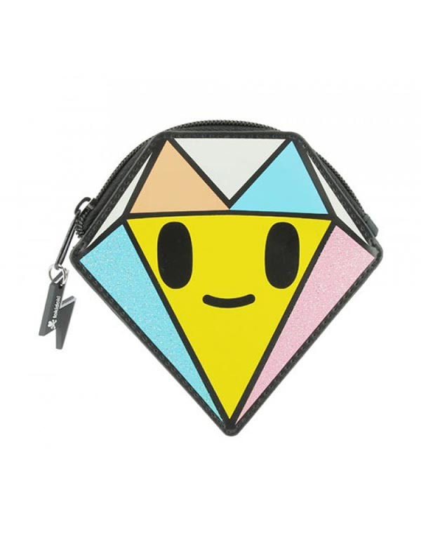 tokidoki Diamante Coin Purse Front
