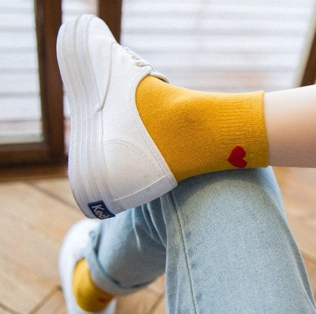 Simple Love Socks