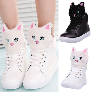 Kitty Cat Shoes