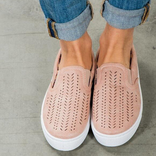 Breathable Slip On Sneaker - SMPL Goods