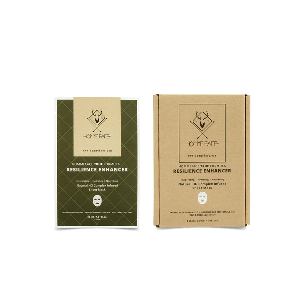 Resilience Enhancer Sheet Mask Set (6ct)