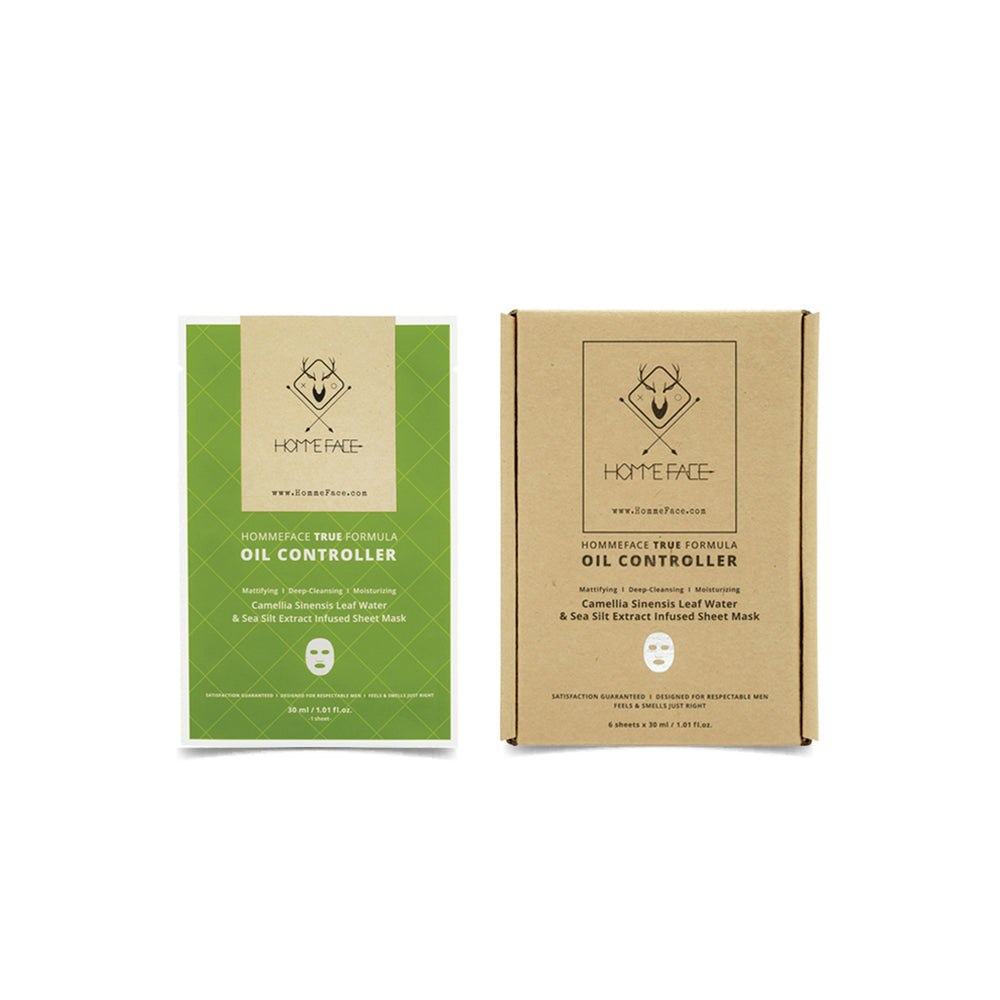 Oil Controller Sheet Mask Set (6ct)