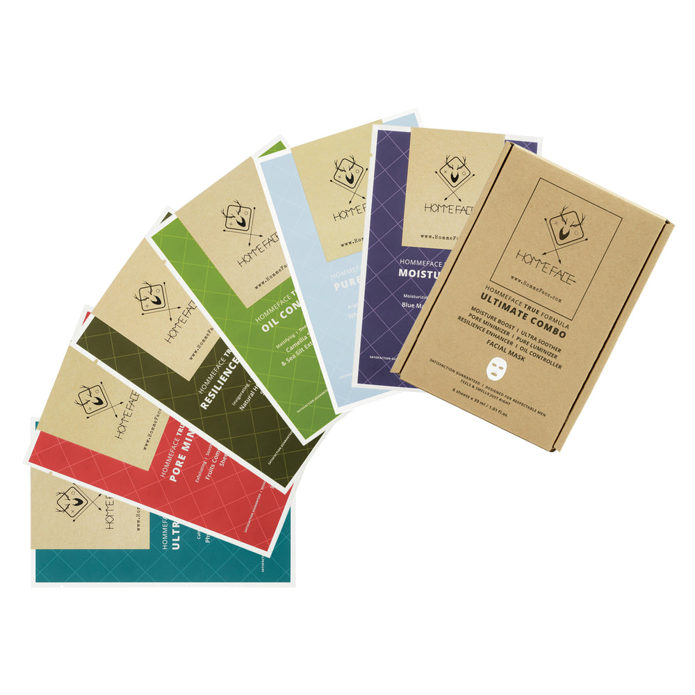 Ultimate Combo Sheet Mask Set (6ct)
