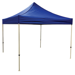 Blue 10x10 Pop Up Tent