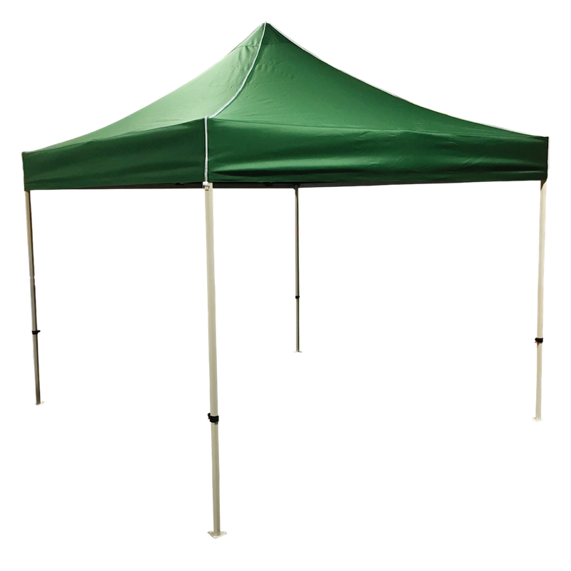 Green 10x10 Pop Up Tent