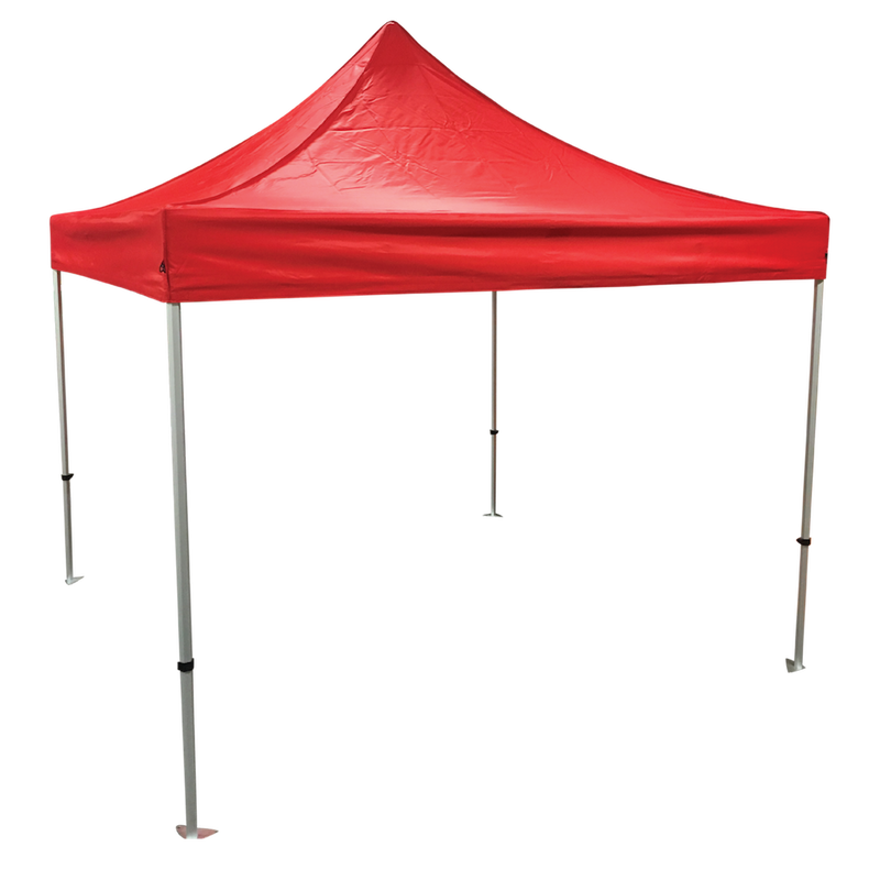 Red 10x10 Pop Up Tent