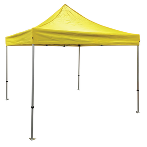 Yellow 10x10 Pop Up Tent