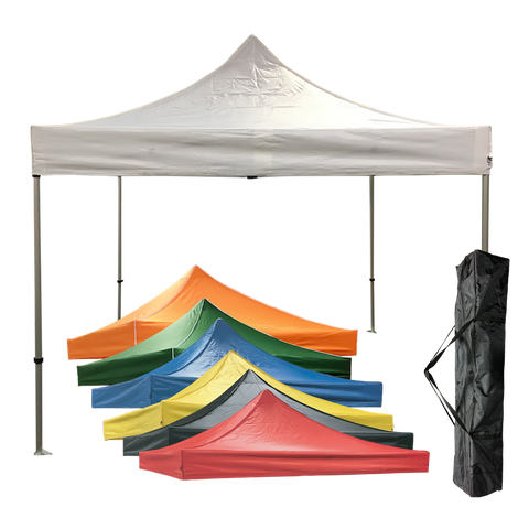 Plain Canopy Tent Packages