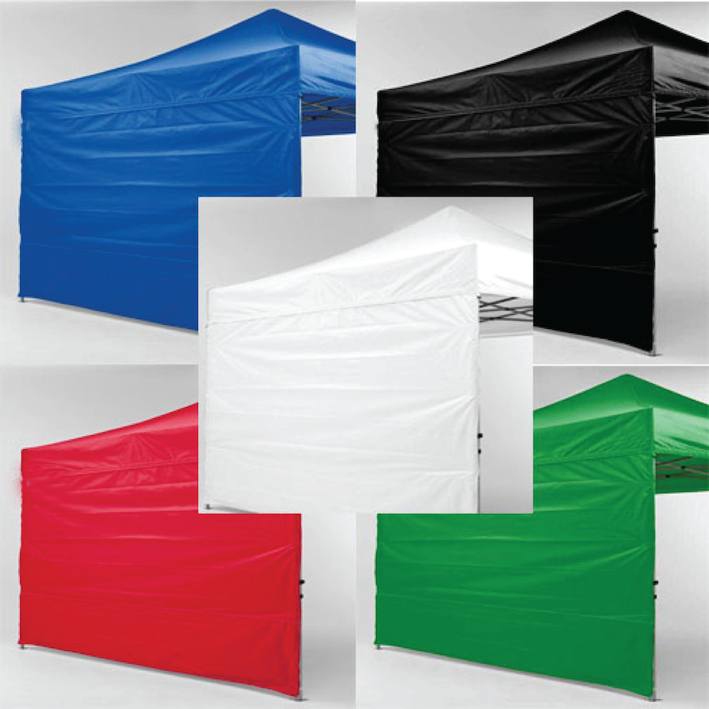 plain tent walls for pop up tent