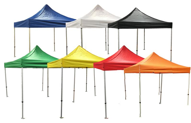 Stock Canopy Tent Kits