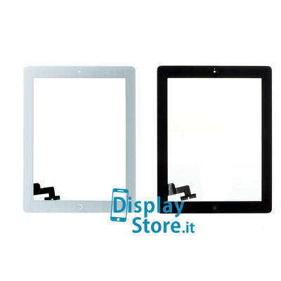 "Digitizer compatibile DS PRO ""AAA Grade"" per iPad 2"