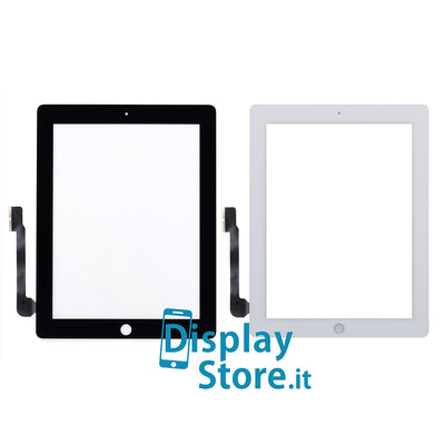 "Digitizer compatibile DS PRO ""AAA Grade"" per iPad 3"