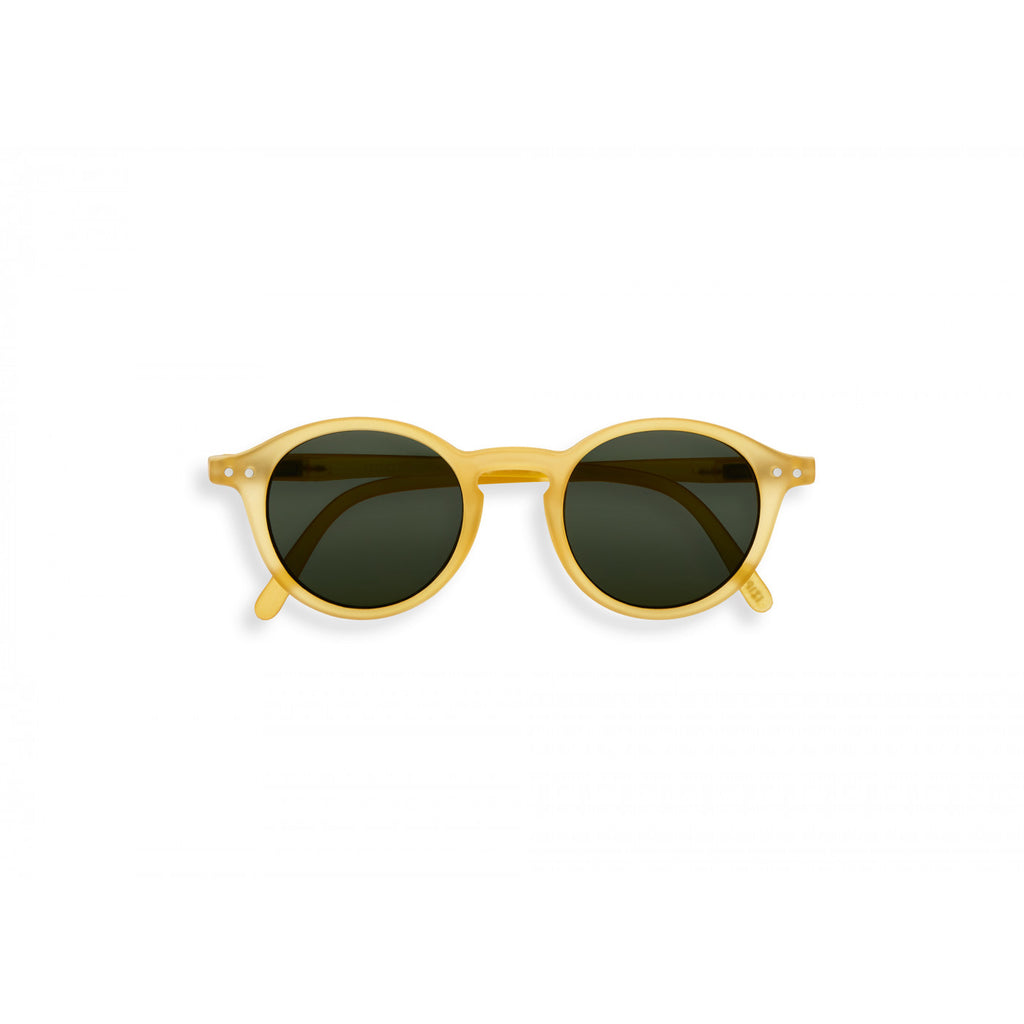 LUNETTES DE SOLEIL JUNIOR #D | YELLOW HONEY