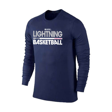 Adelaide Lightning Performance Tshirt Long Sleeve