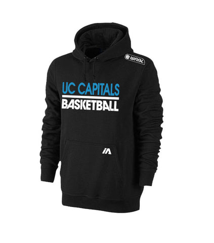 Canberra Capitals Black Hoodie