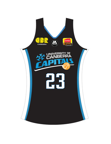 Canberra Capitals 2018 Replica Home Jersey