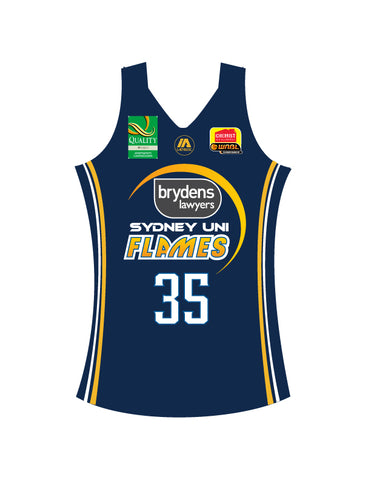Sydney Flames 2018 Replica Home Jersey