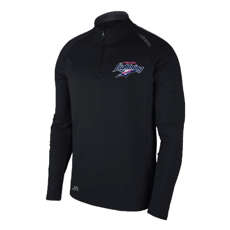 Adelaide Lightning Black QTR Zip