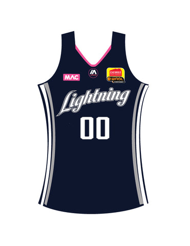 Adelaide Lightning 2018 Replica Home Jersey