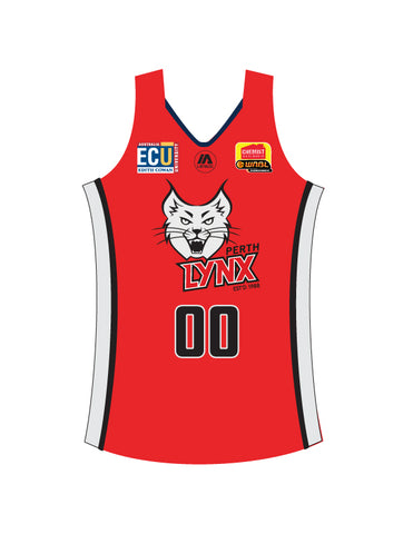 Perth Lynx 2018 Replica Home Jersey