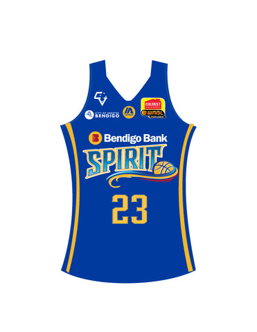 Bendigo Spirit 2018 Replica Home Jersey
