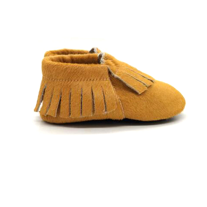 Gold Moccasin