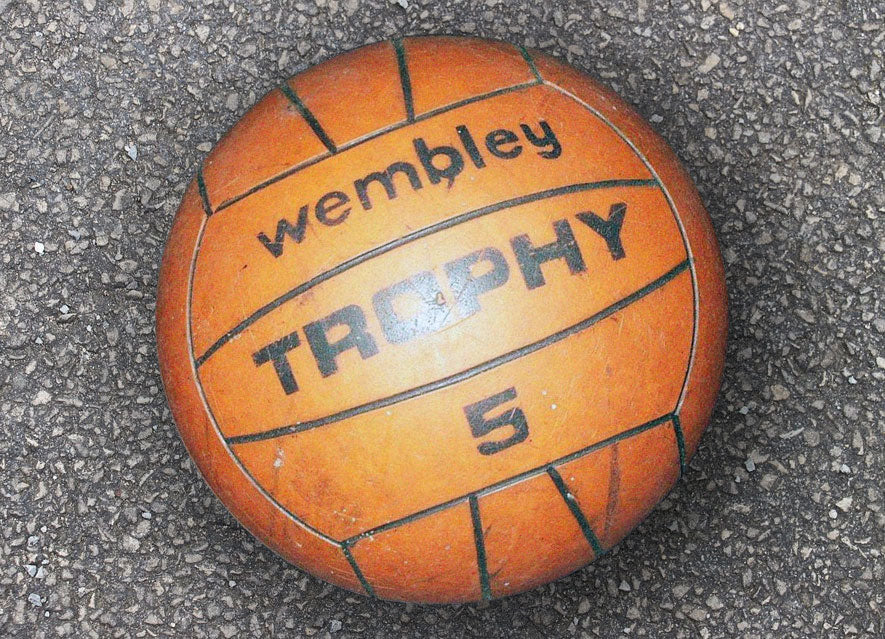 The Wembley Trophy - King of Balls