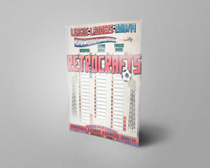 Netherlands Football League Eredivisie etc - Tiers 1-3 2018/2019 Season League Ladders - NEW!