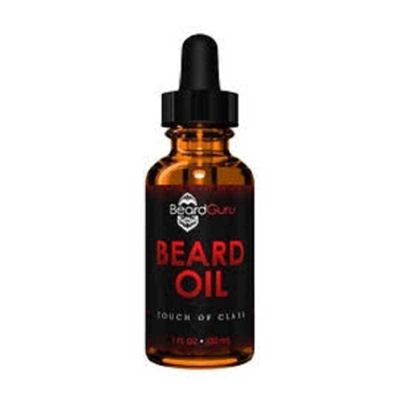 BeardGuru Premium Beard Oil: Touch of Class