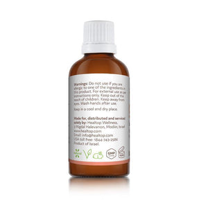 Back and Neck Rub - 10 Natural Effective Ingredients With Calming Effect