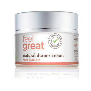 natural diaper cream - an amazing diaper cream for your baby