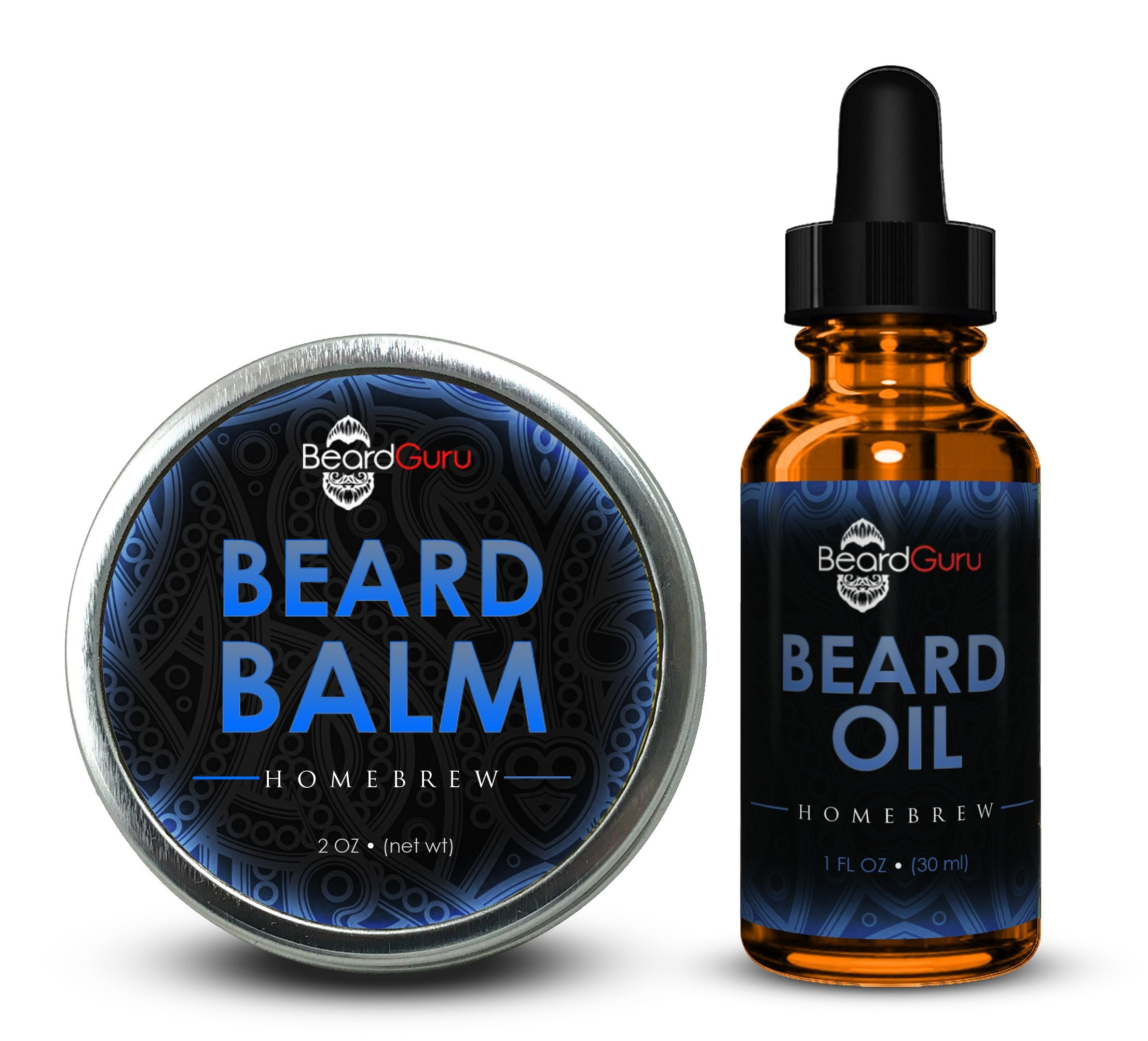 BreadGuru Premium Beard Balm: Home Brew