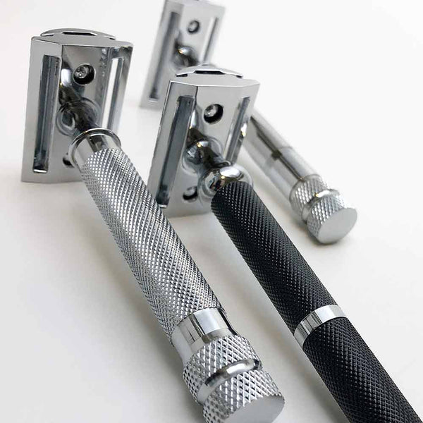 Double Edge Safety Razors