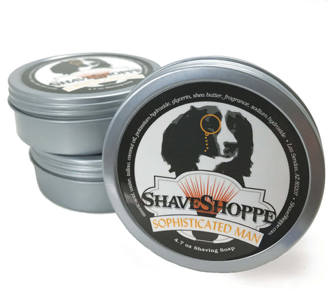 Sophisticated Man Shave Soap 4.7 oz.