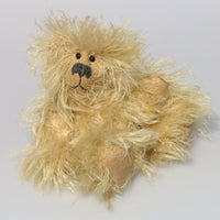Buddy Bumble a very scruffy, cute and little teddy by Barbara-Ann Bears