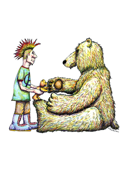 The Punk and The Bear