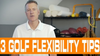 Top Three Golf Stretches to Develop Perfect Golf Swing
