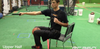 Baseball Throwing Mechanics – Elbow Tuck & Turn Pull (resisted)