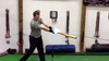 "How to Hit a Baseball – Hands ""Extending"" Through the Hitting Zone"