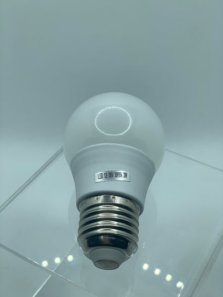 12/24v Screw in Bulbs Bright White and Soft White