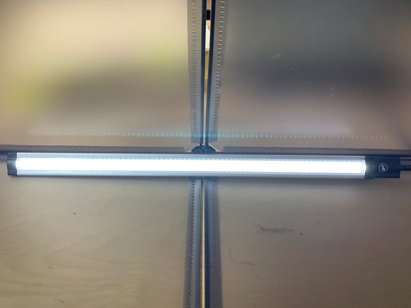 "20"" Led Triangle Rigid Dimmable Bar Light"