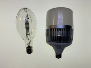 Shop or Barn LED Replacement for Metal Halide Bulbs!