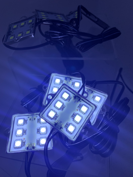 8 Piece LED Truck Bed Lights