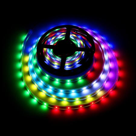 Heavy Duty Strip Lighting - Multi-Color with Remote