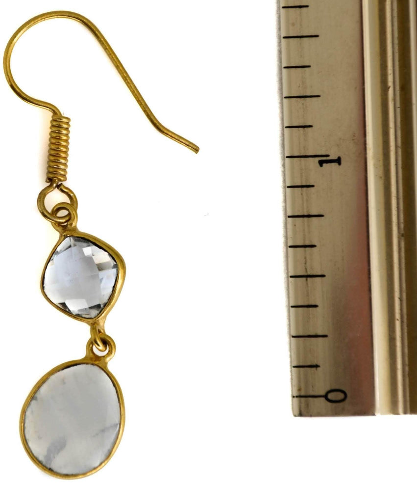 SC103080 Earrings with ruler
