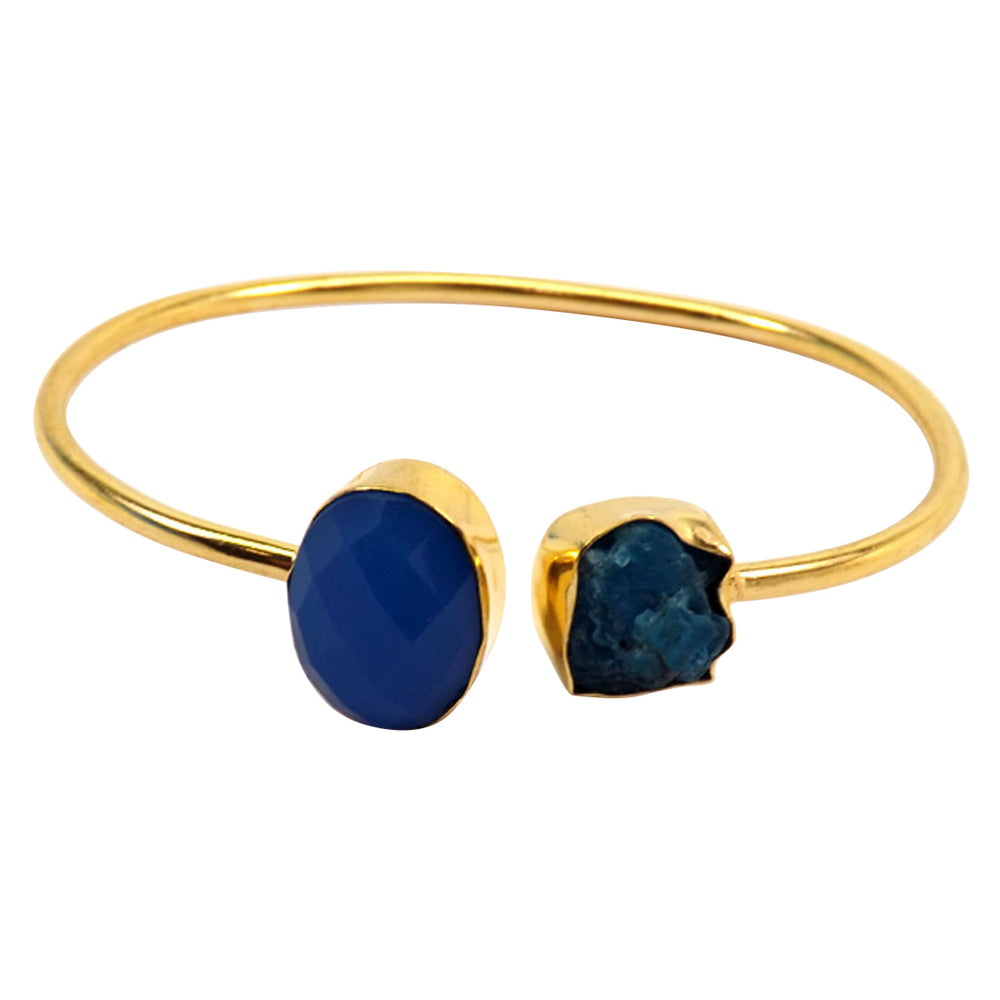 Hema Gemstone Bangle