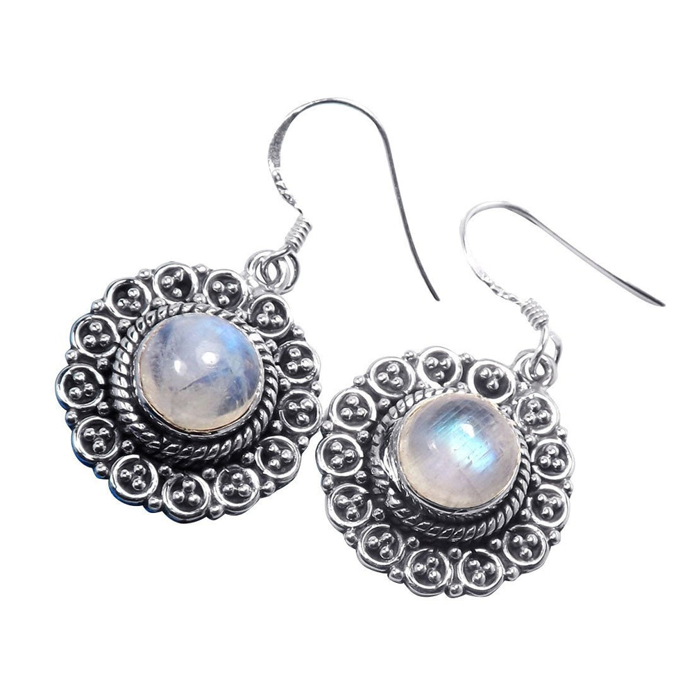 Jayanti Moonstone Earrings